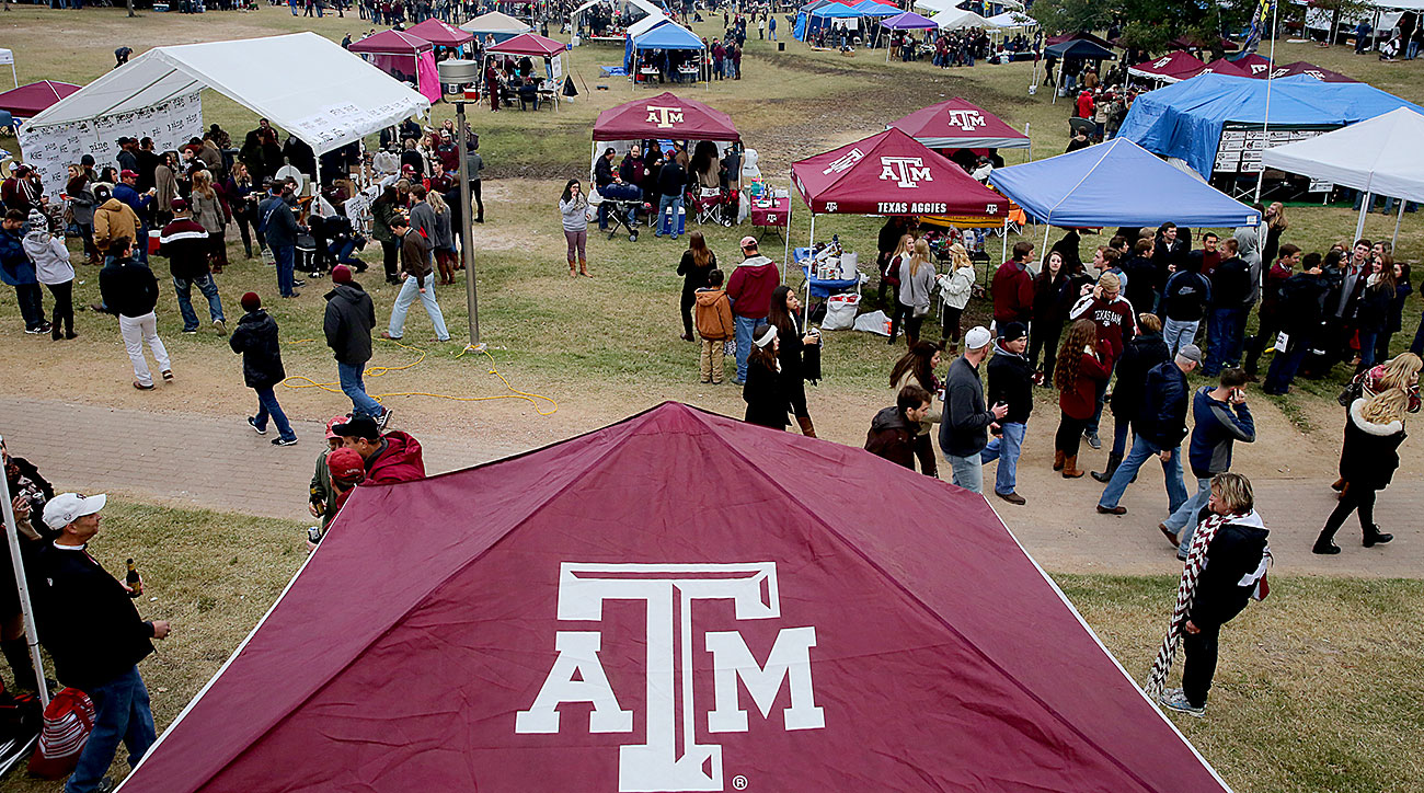 Texas Au0026M Tailgating Guide & College football tailgate guide: Tips for visiting top schools ...