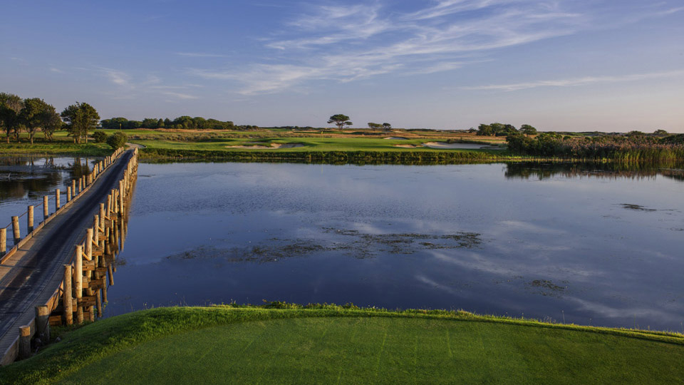 The Maidstone Club in East Hampton, N.Y.