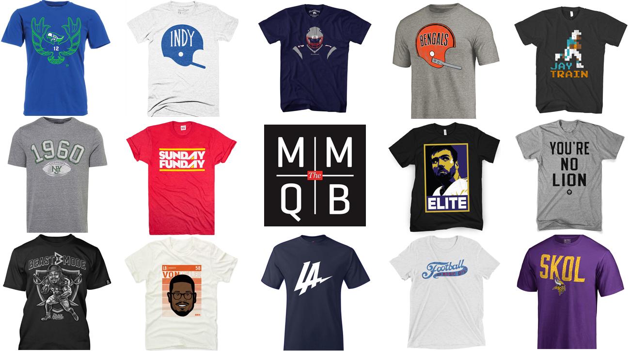 nfl shirts the mmqb s top picks for all 32 teams si com
