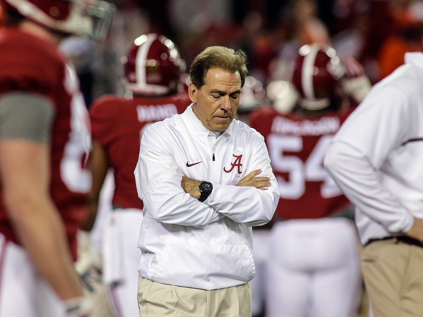 Only a few teams have found a way to overcome Nick Saban's airtight dynasty-building process at Alabama—including Clemson this January.