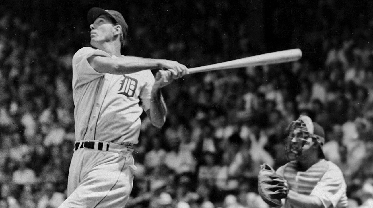 Hank Greenberg, Detroit Tigers