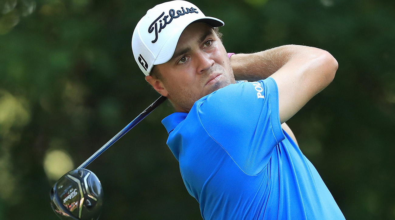 Justin Thomas added another victory to his impressive 2016-17 resume on Monday at TPC Boston.