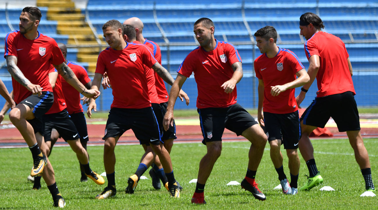 Conditions, Cards Mean Changes Are Coming to USA Lineup in Honduras