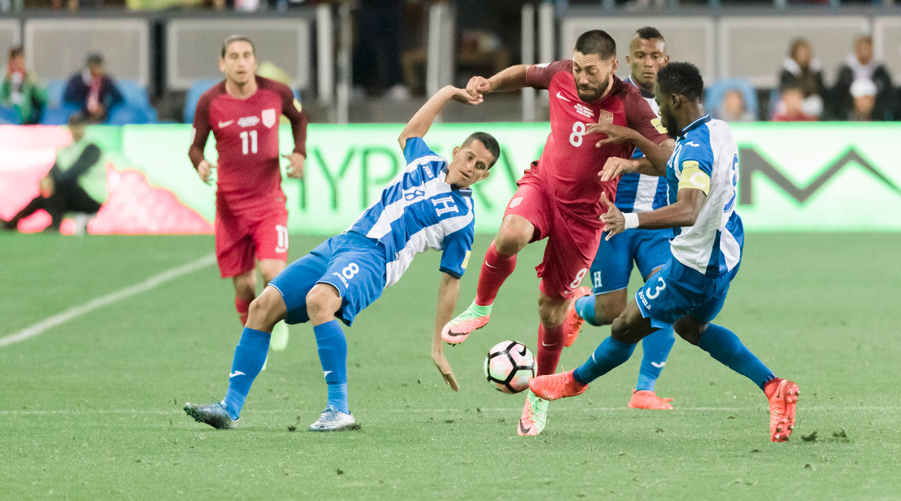 LIVE: USA Faces Honduras in Crucial Road World Cup Qualifying Match