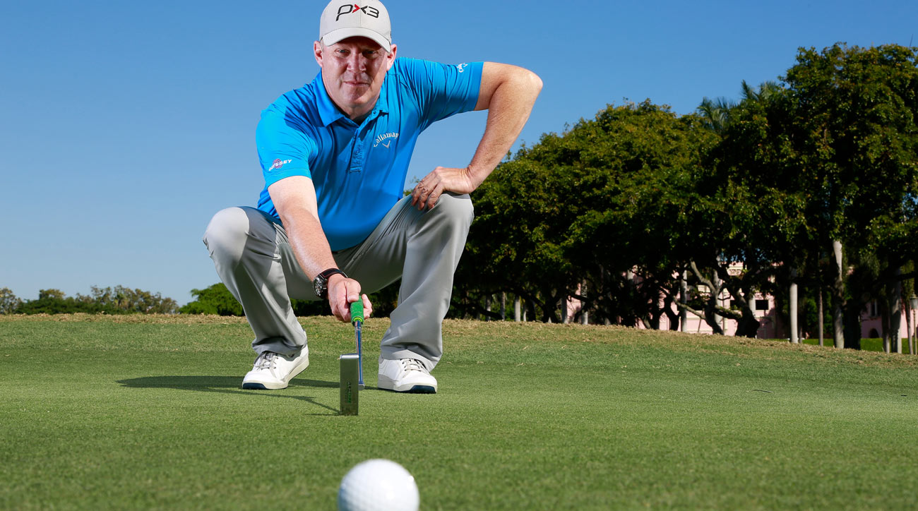 Top 100 Teacher Scott Munroe knows a thing or two about reading greens