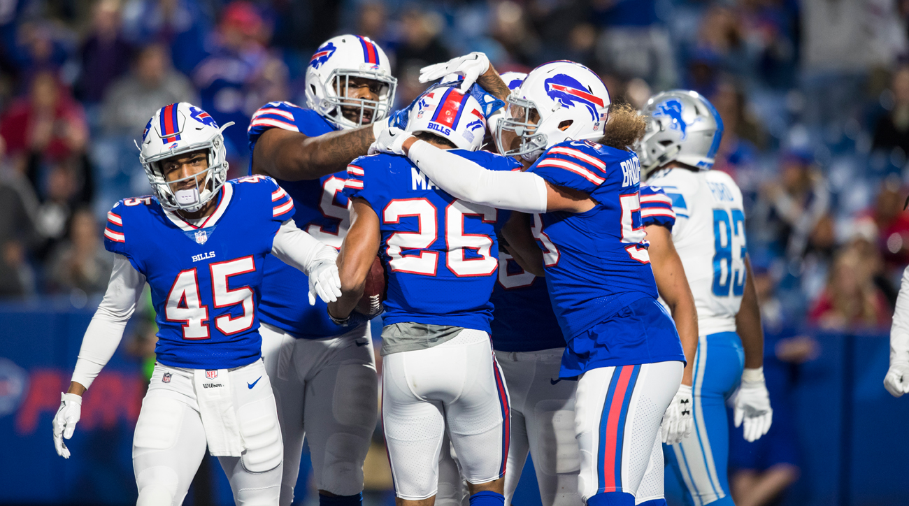 The Bills haven't been to the playoffs in 17 seasons. Will 2017 finally be the year?