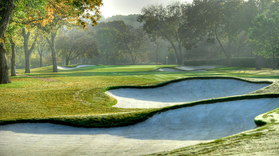 Colonial Country Club in Fort Worth, Texas.