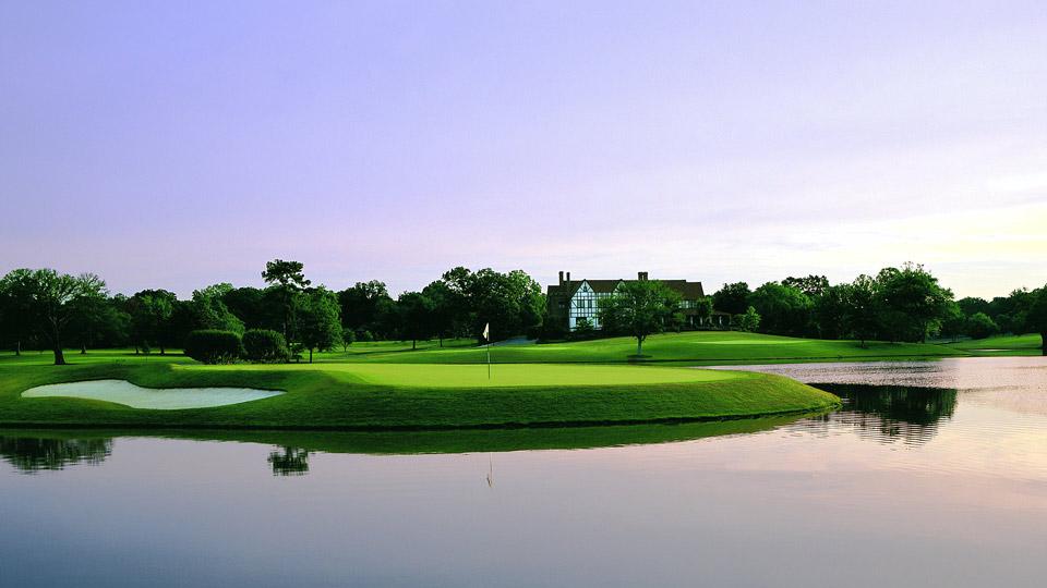 East Lake Golf Club in Atlanta, Georgia.