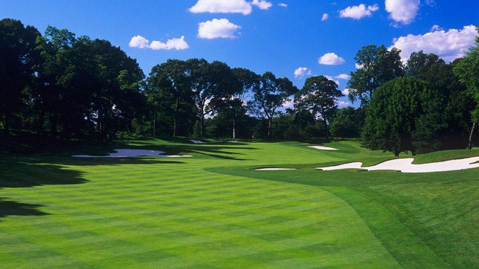 Ridgewood Country Club in Paramus, New Jersey.
