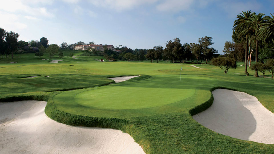 Riviera Country Club in Pacific Palisades, California.