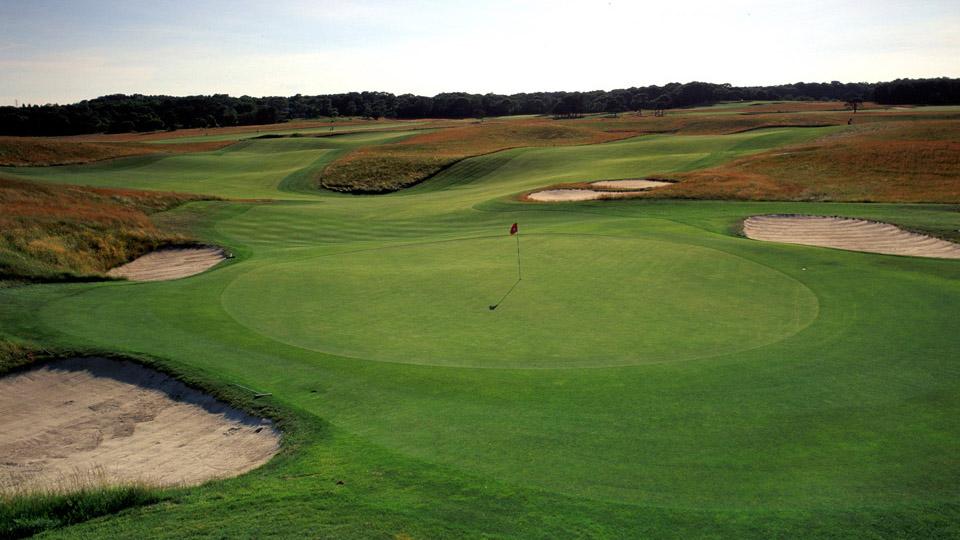 Shinnecock Hills Golf Club in Southampton, New York.