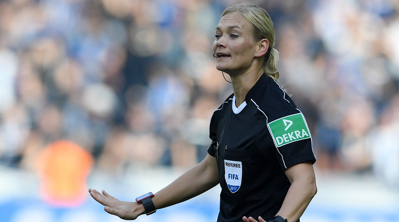 Bundesliga Creates History With First Ever Female Referee