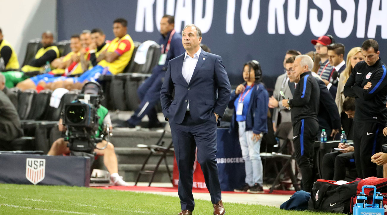 U.S. Soccer Picks St. Petersburg as Russia World Cup Base–If USA Qualifies