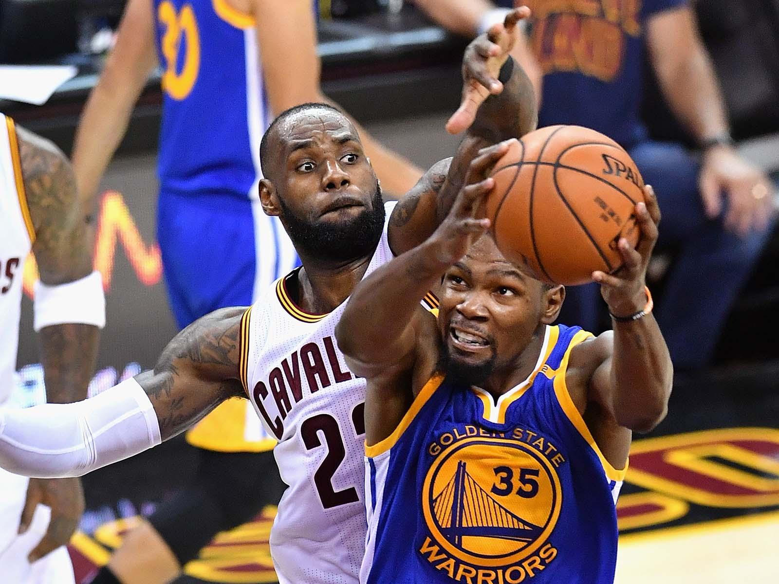 Nba Nba Players Basketball: Top 100 NBA Players Of 2018: LeBron Or Durant At No. 1