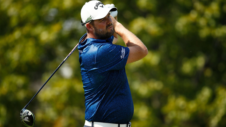 Marc Leishman followed up a first round of 62 with a second round of 64.