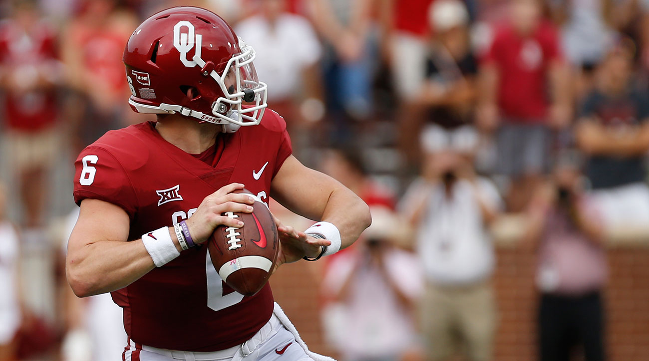 Heisman Trophy Race Mayfield Leads New Names Emerge
