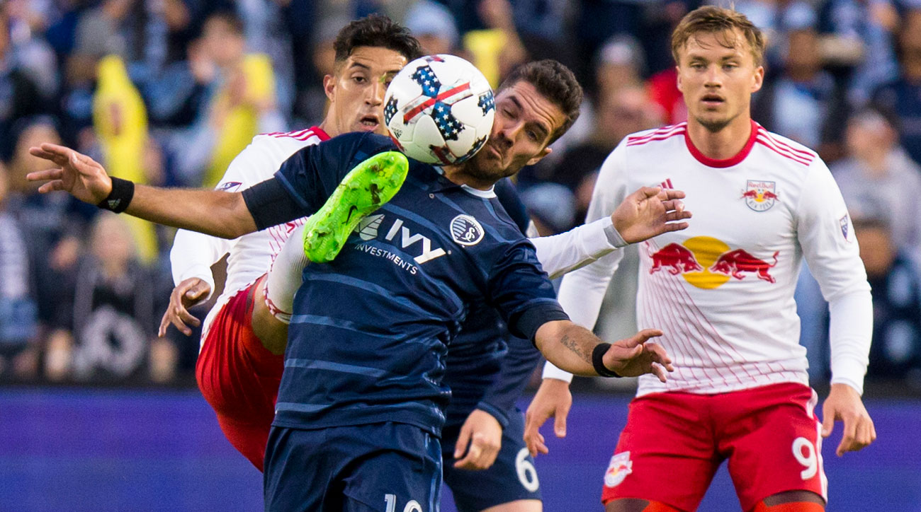 Red Bulls Eye Elusive Trophy, Sporting KC Seeks Another in U.S. Open Cup Final