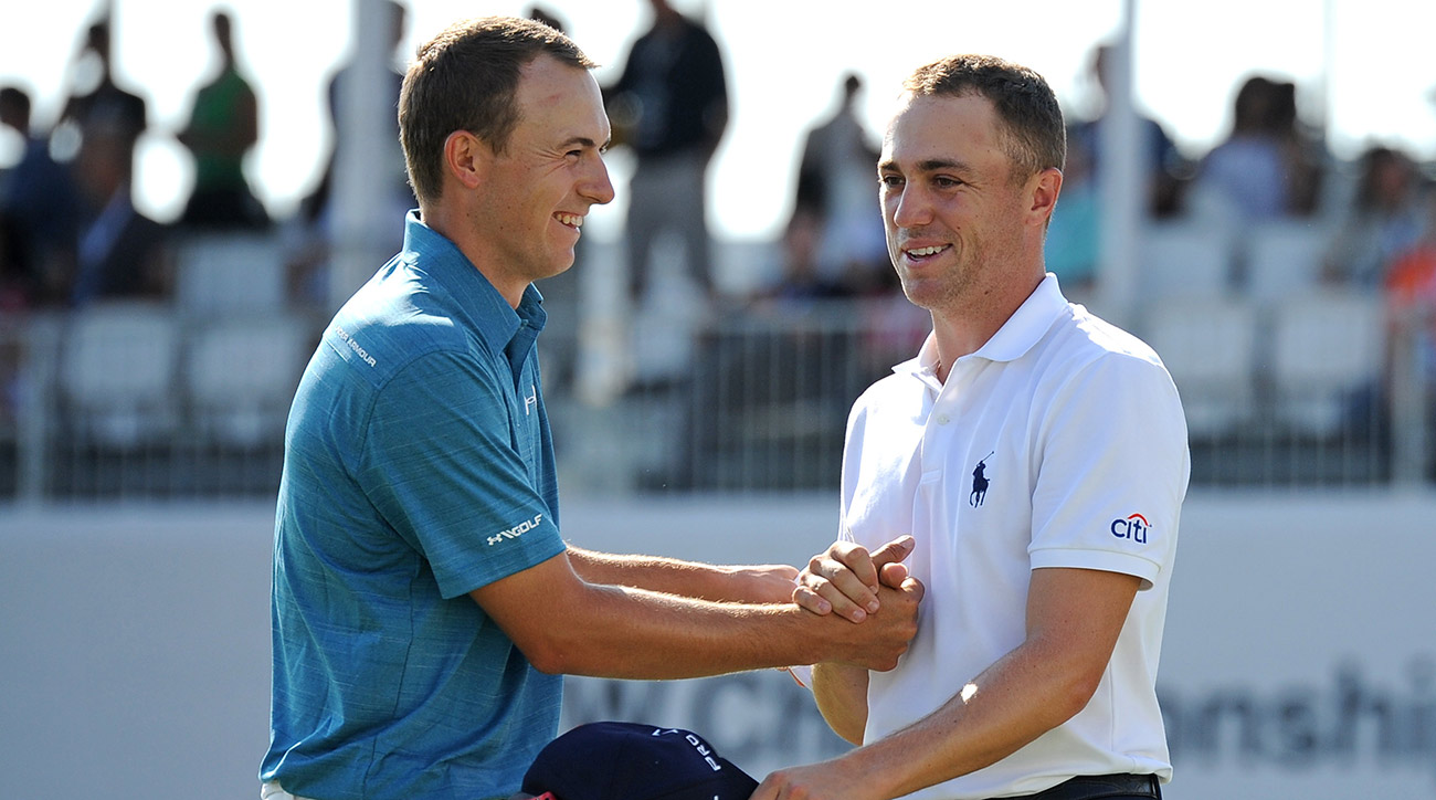 Jordan Spieth and Justin Thomas are two of the favorites this week at East Lake.