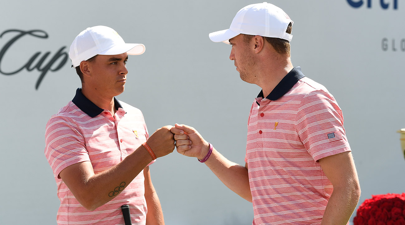 Rickie Fowler and Justin Thomas have teamed up to win twice already this week.