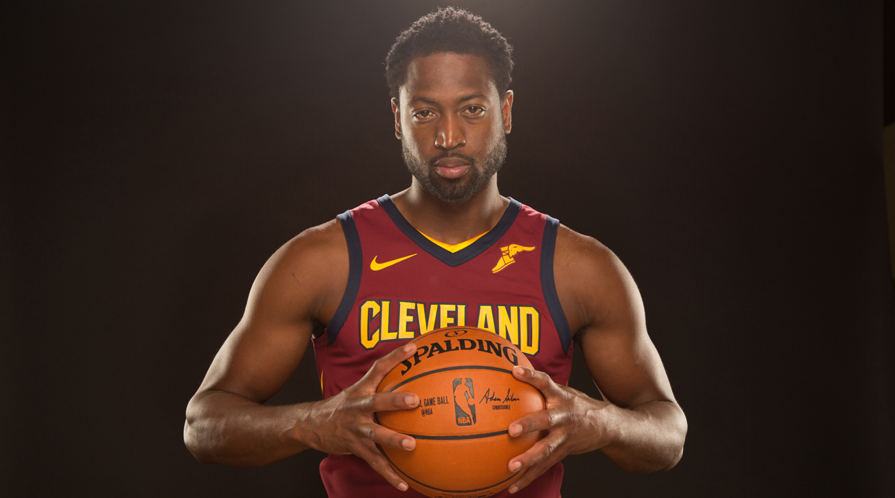 Can Dwyane Wade Fill Kyrie's Void for Cavaliers? | SI.com