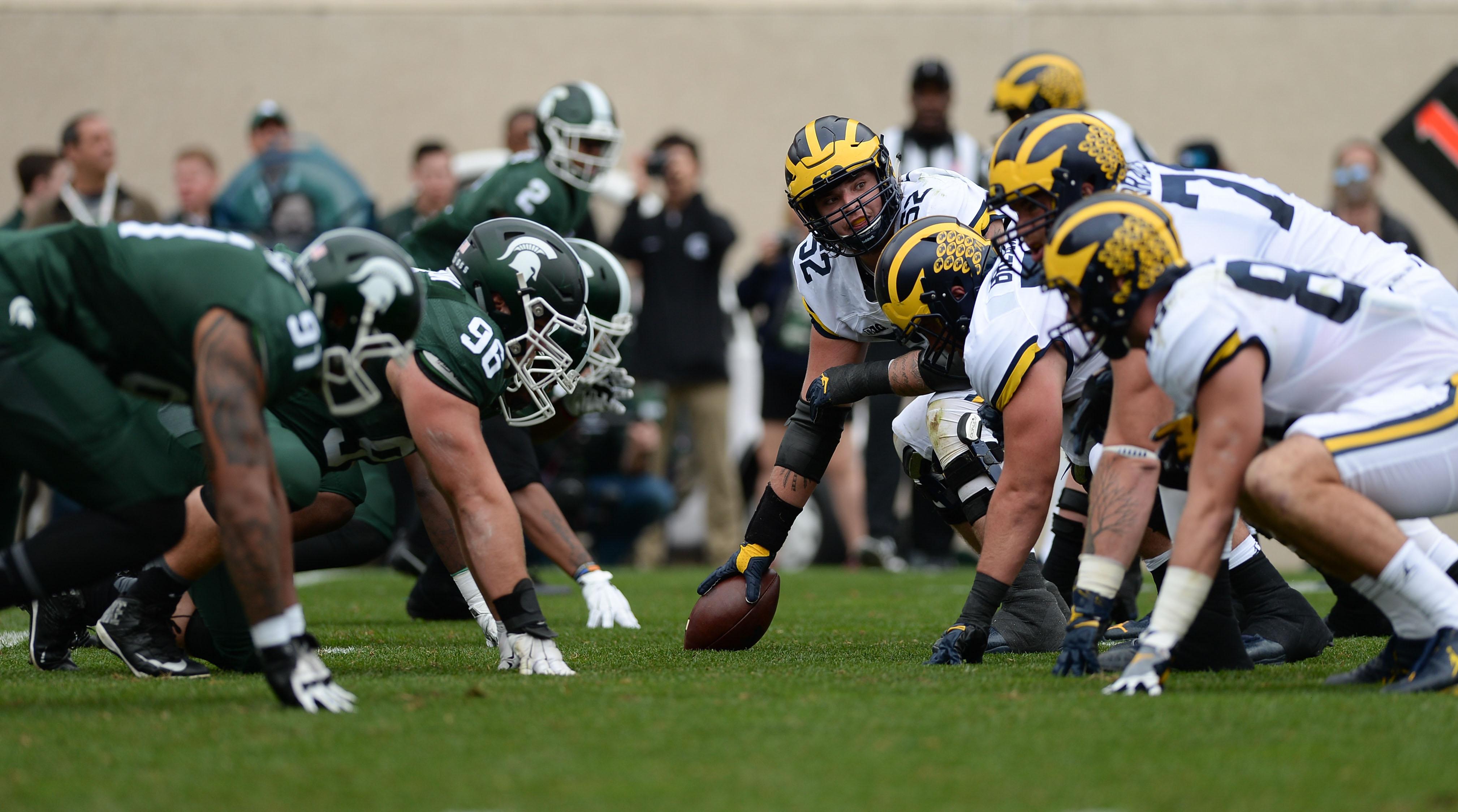 Michigan vs Michigan State live stream: Watch online, TV ...