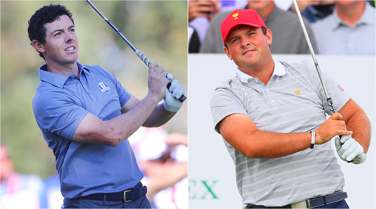 Rory McIlroy and Patrick Reed will likely square off next fall in Paris. But who else will be on their teams?