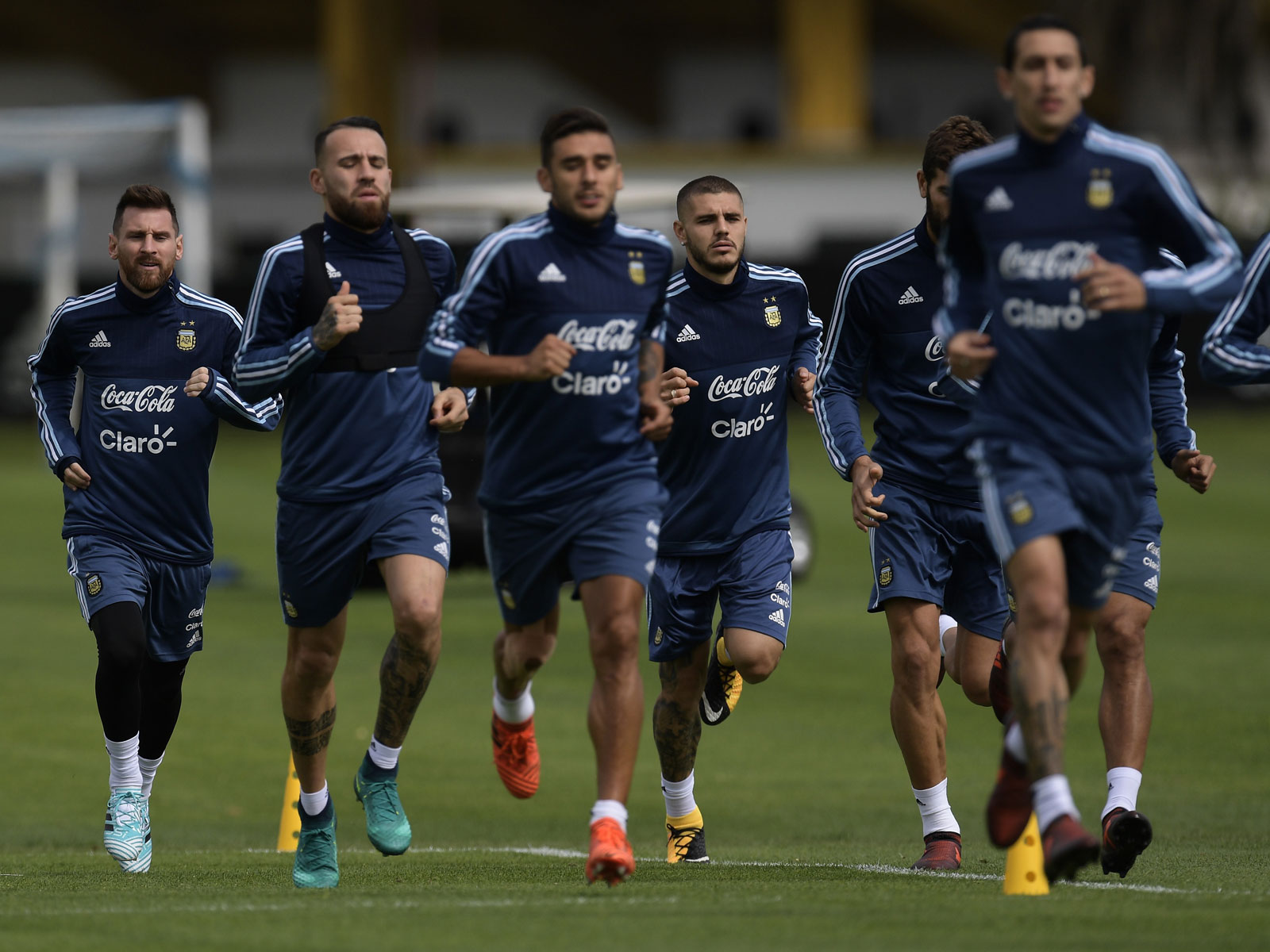 Argentina is hoping to qualify for the 2018 World Cup