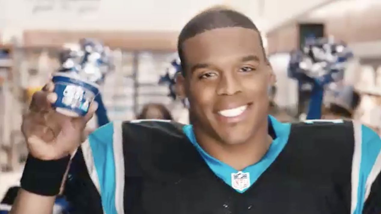 Cam Newton: Dannon Drops Panthers QB After Sexist Quote