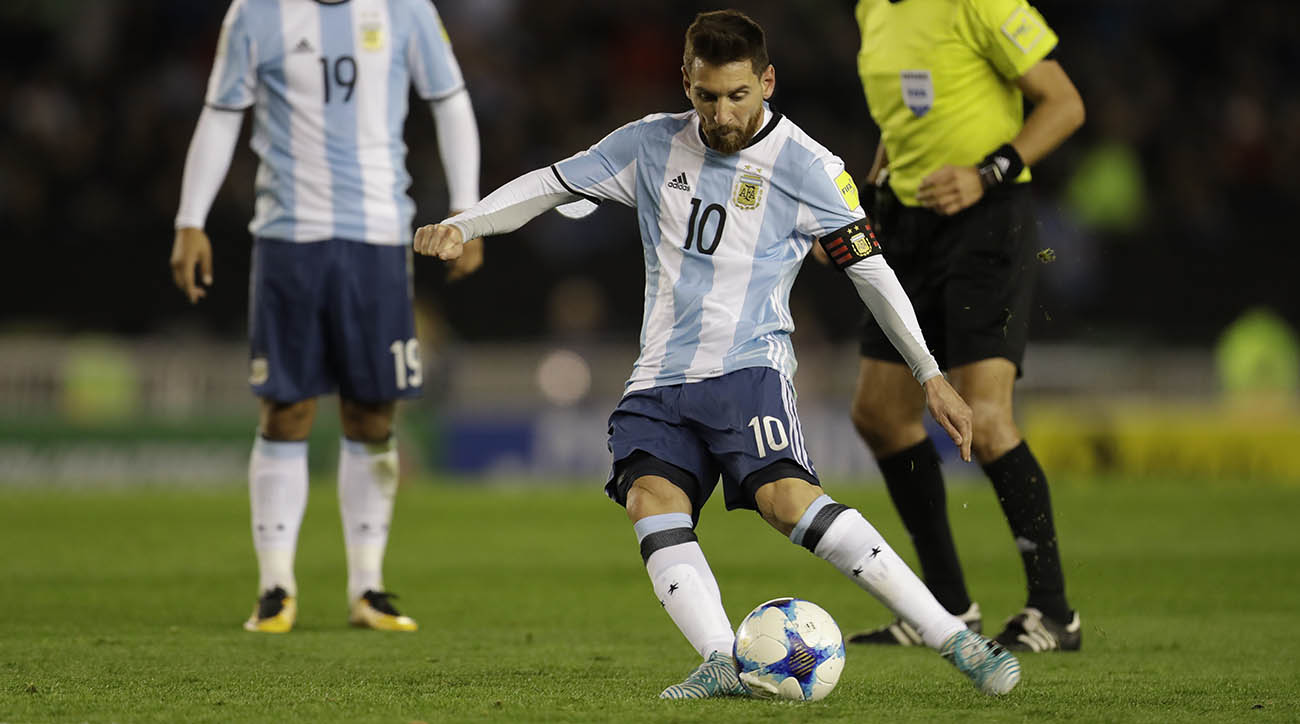 How to Watch Ecuador vs. Argentina: World Cup Qualifier Live Stream, TV Channel, Game Time