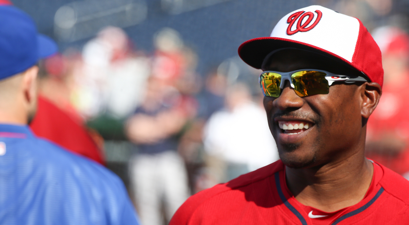 Nationals suspend hitting coach Jacque Jones, under investigation for legal matter