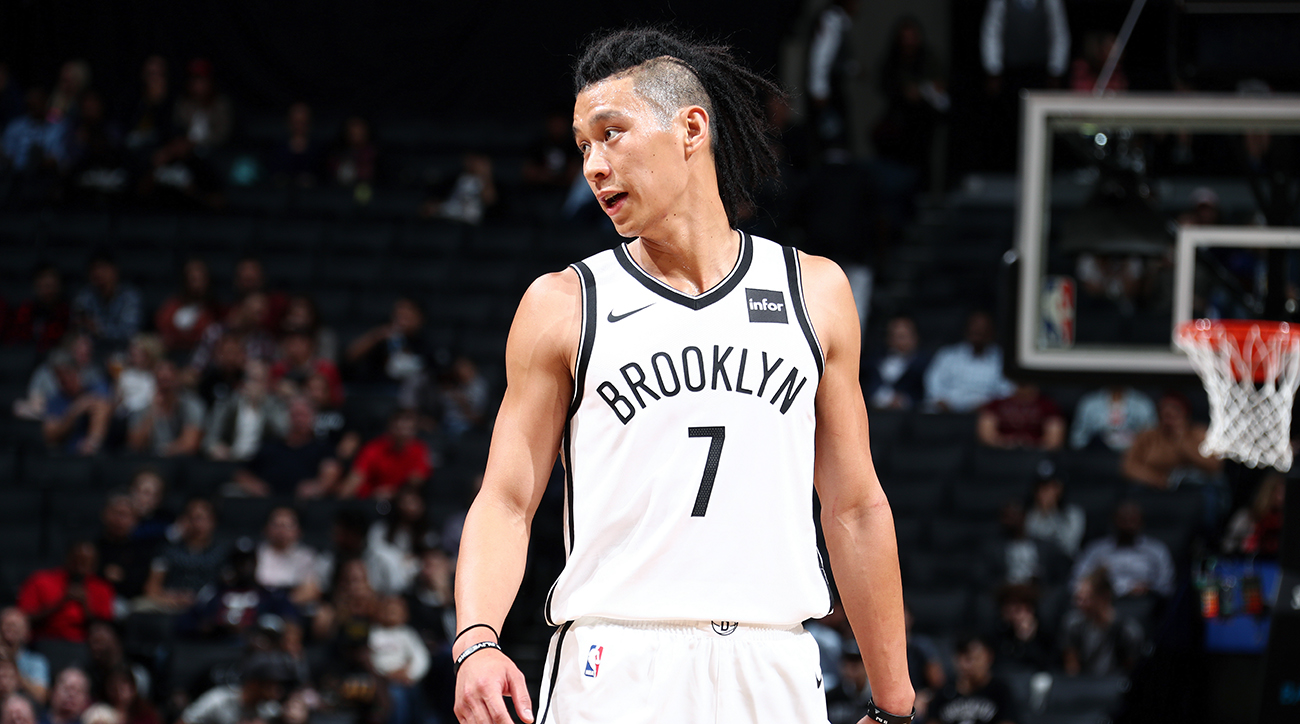 Jeremy Lin takes Kenyon Martin jabs on hair, race in stride