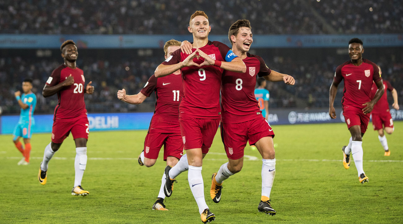 USA U-17 Men Open World Cup With Comfortable Win Over Host India