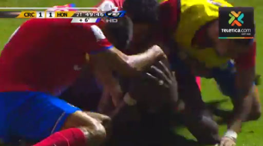 Here's the Epic Costa Rican Broadcast Call of the Goal That Sent Costa Rica to the World Cup