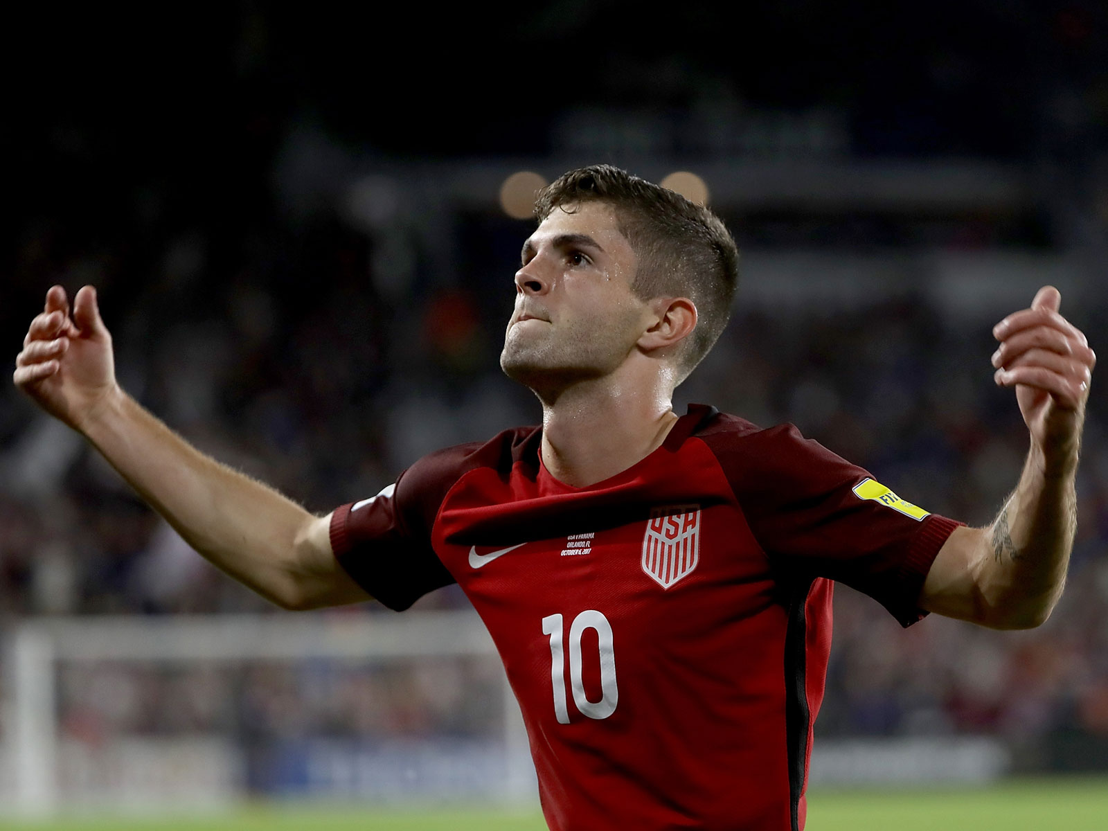 Pulisic central midfield vs Panama; Besler, Gonzalez in back