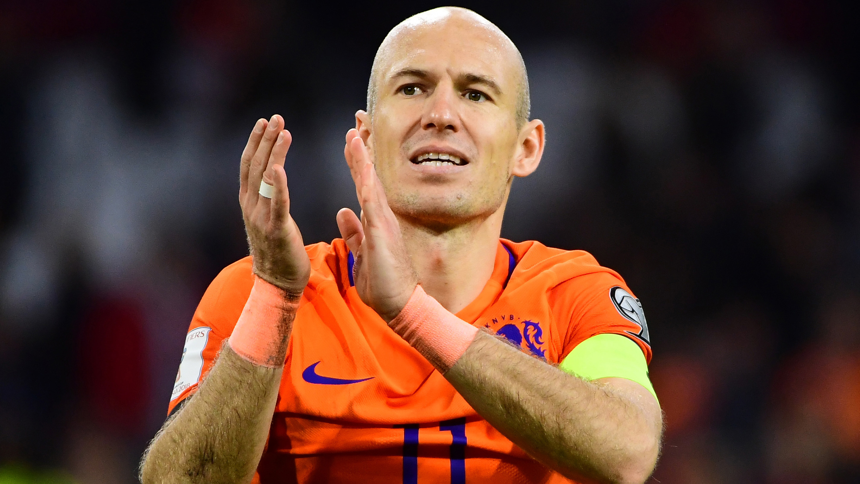 Arjen Robben retires from Netherlands after wicked golazo VIDEO