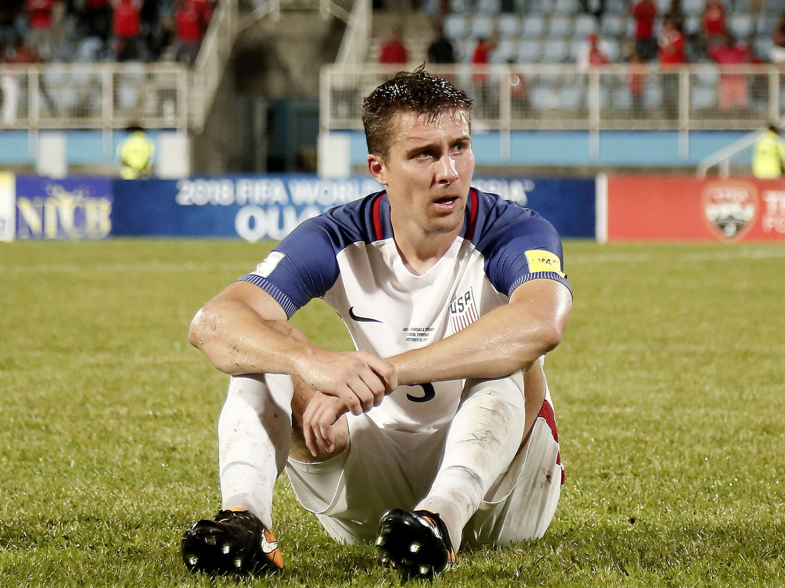 Matt Besler and the USA are out of the World Cup