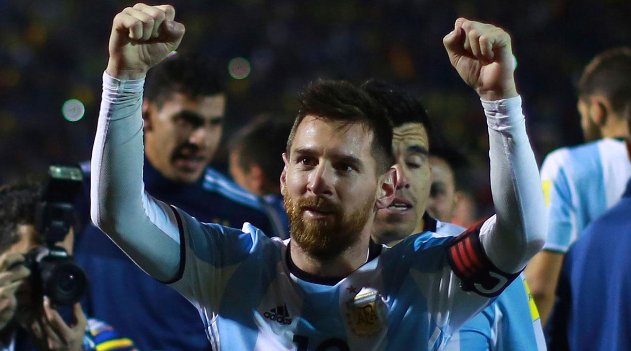 Argentina Savior Messi Enforces His Brilliance When His Nation Needs Him Most