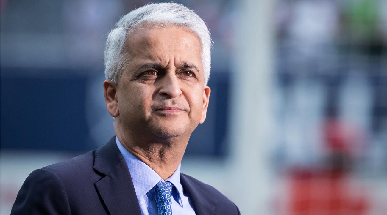 Sunil Gulati has been U.S. Soccer president since 2006