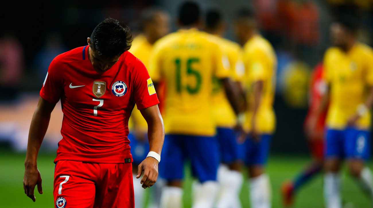 End of a Golden Roja Era: Chile Ponders Uncertain Future After Failing to Reach World Cup