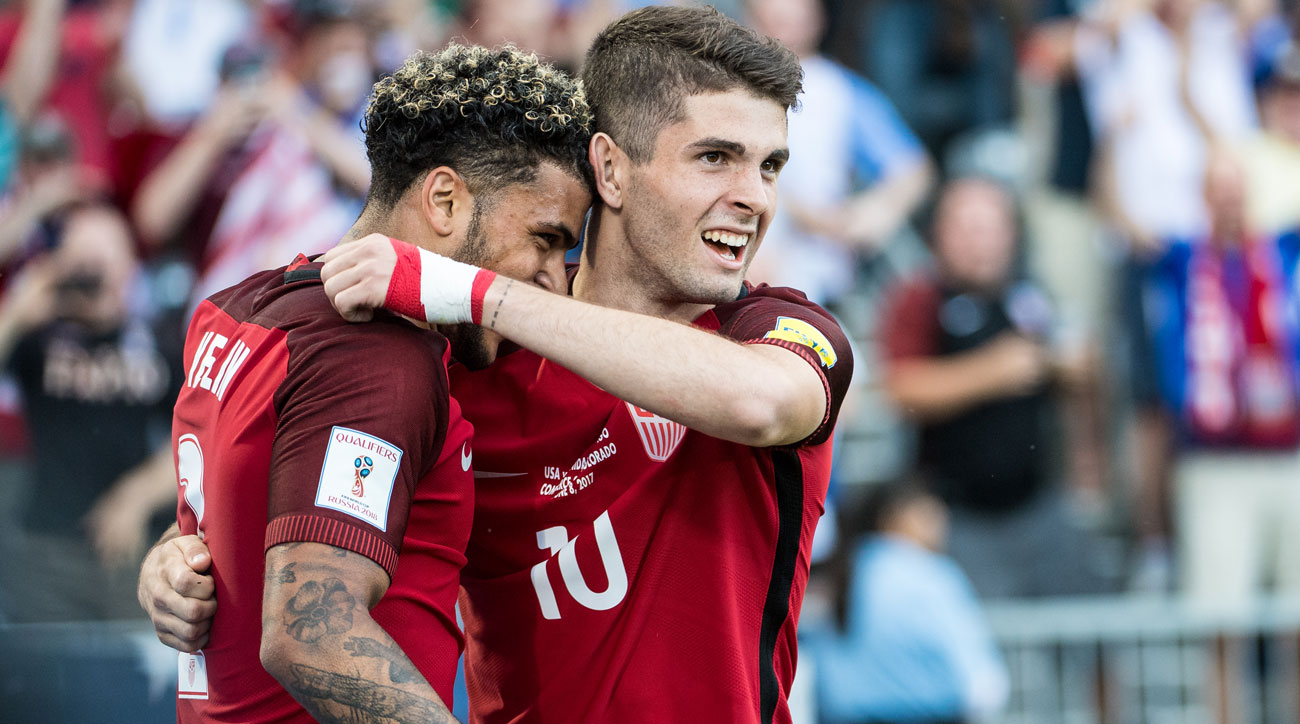Missing World Cup Means Unusual Road Ahead, Roster Turnover for USMNT