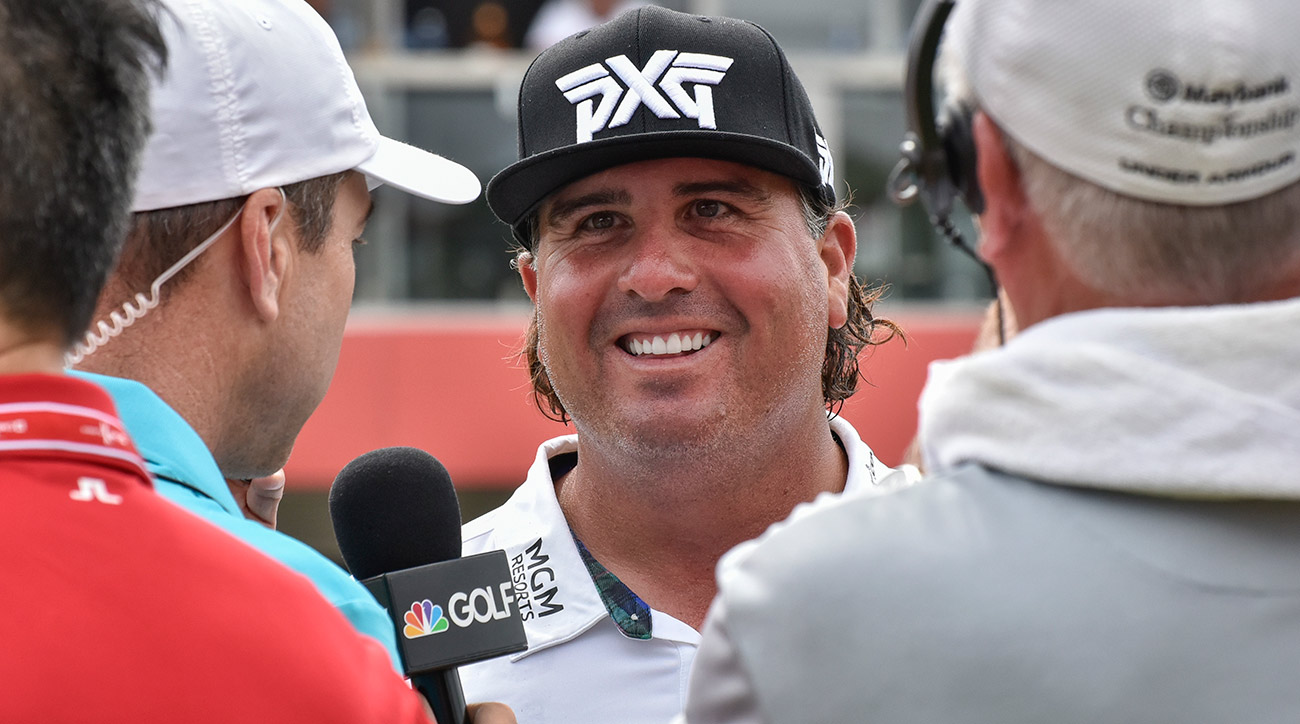 Pat Perez picked up his third career PGA Tour victory on Sunday.
