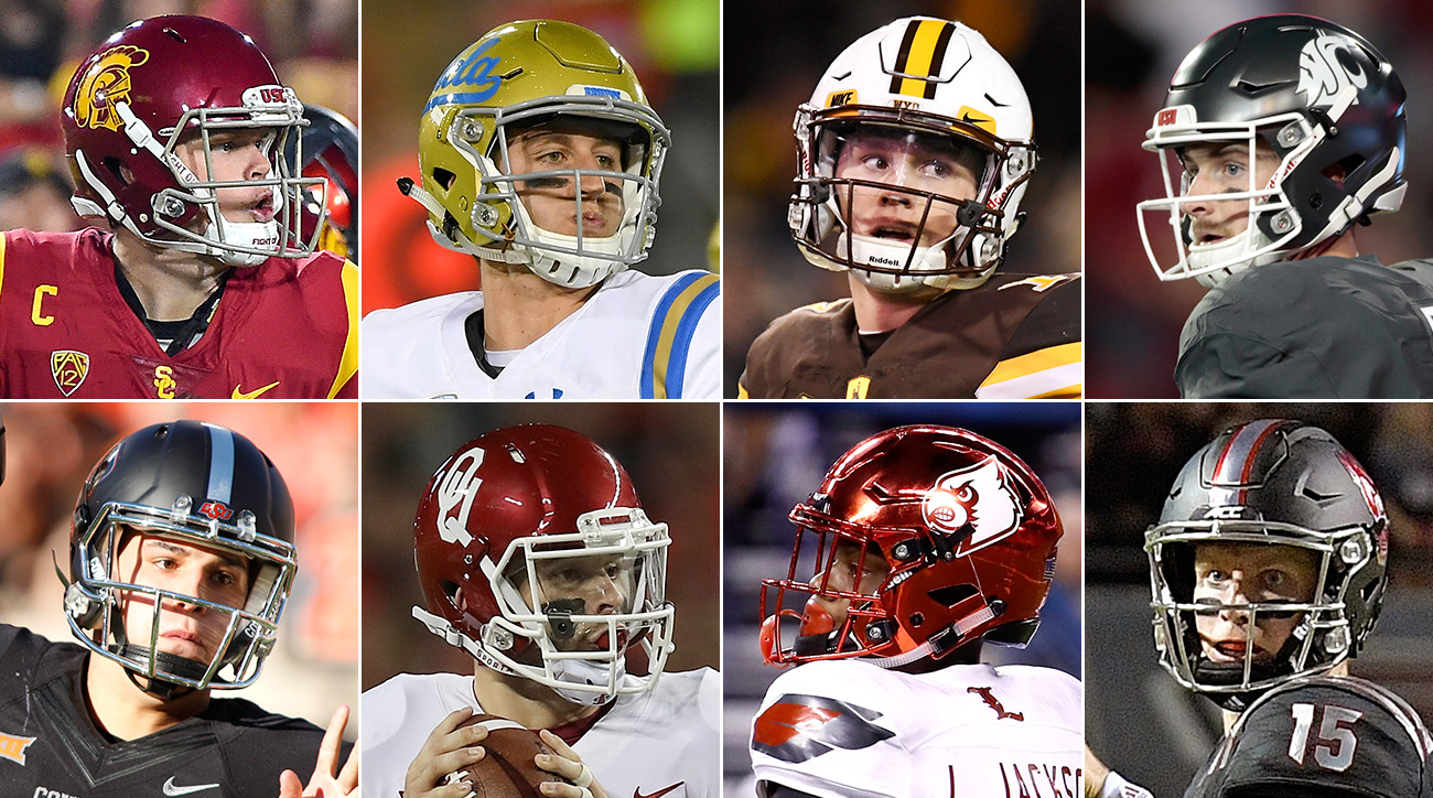 2018 NFL Draft Quarterback Rankings According to Scouts ...