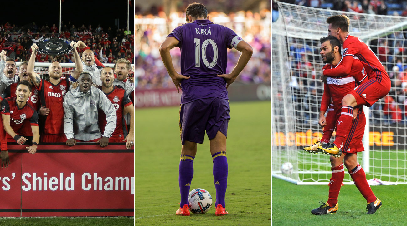 The MLS XI, Week 33: Playoff Spots Fly Off the Board, Kaka Bids Farewell