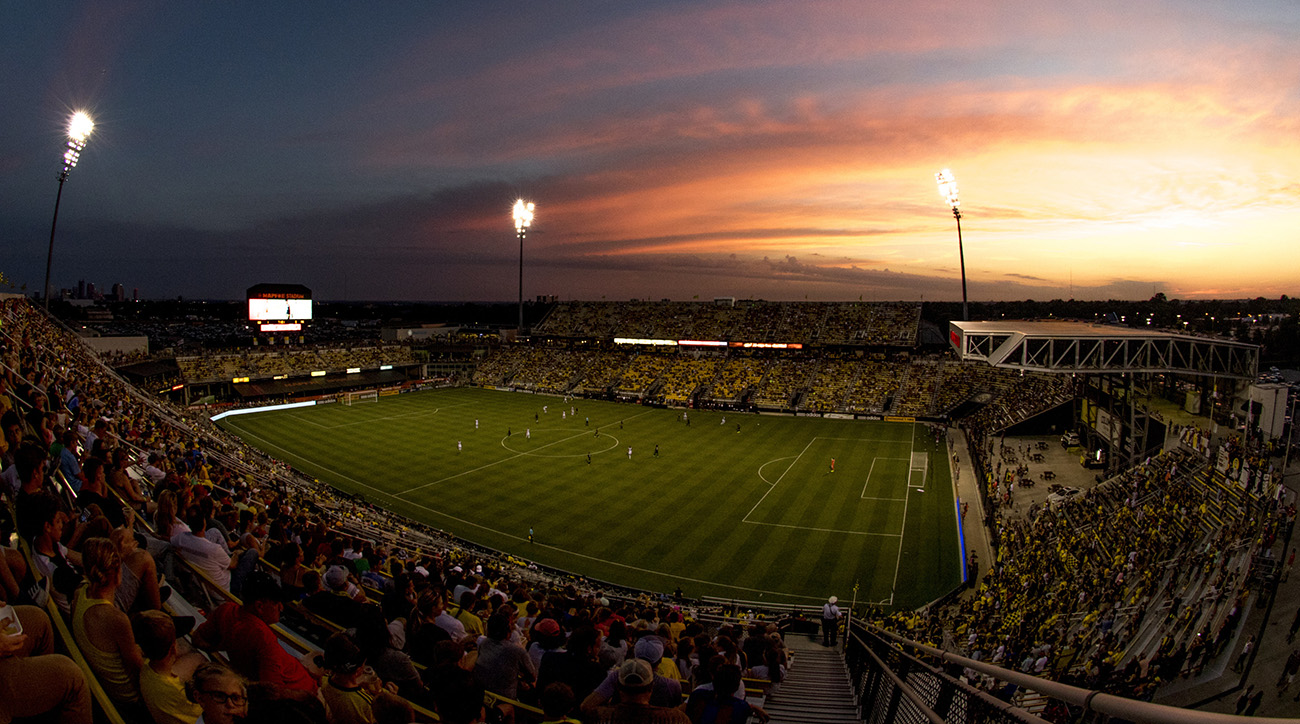 Barring New Downtown Stadium, Columbus Crew Will Move to Austin in 2019