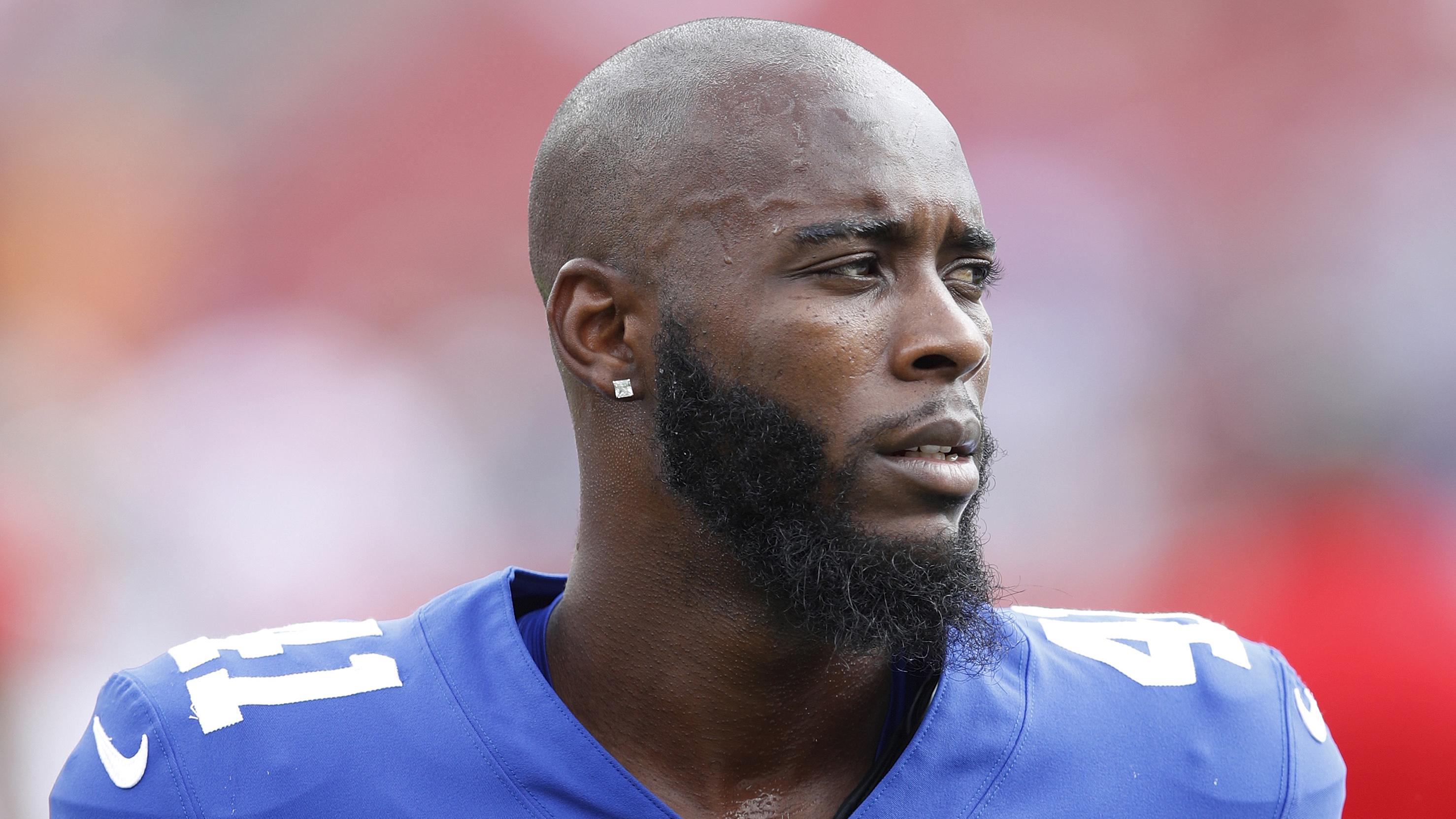 Dominique Rodgers Cromartie Giants CB s suspension over