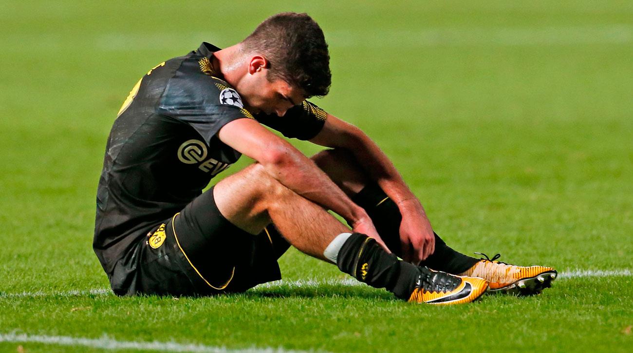Champions League: Dortmund Held at APOEL, Besiktas Stays Perfect