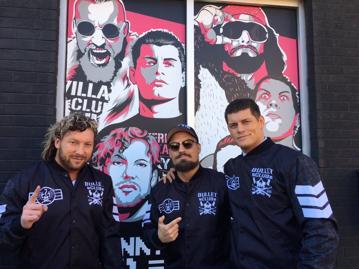 Image result for bullet club 2017