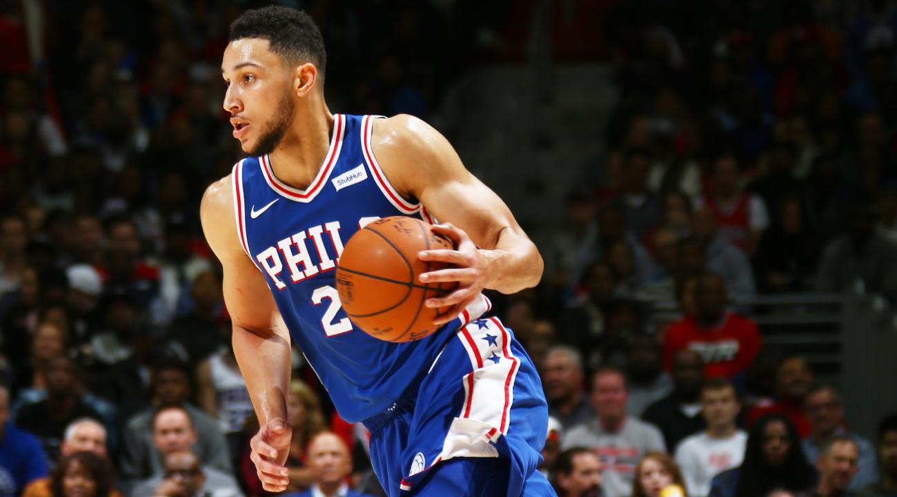 Ben Simmons on NBA Debut: