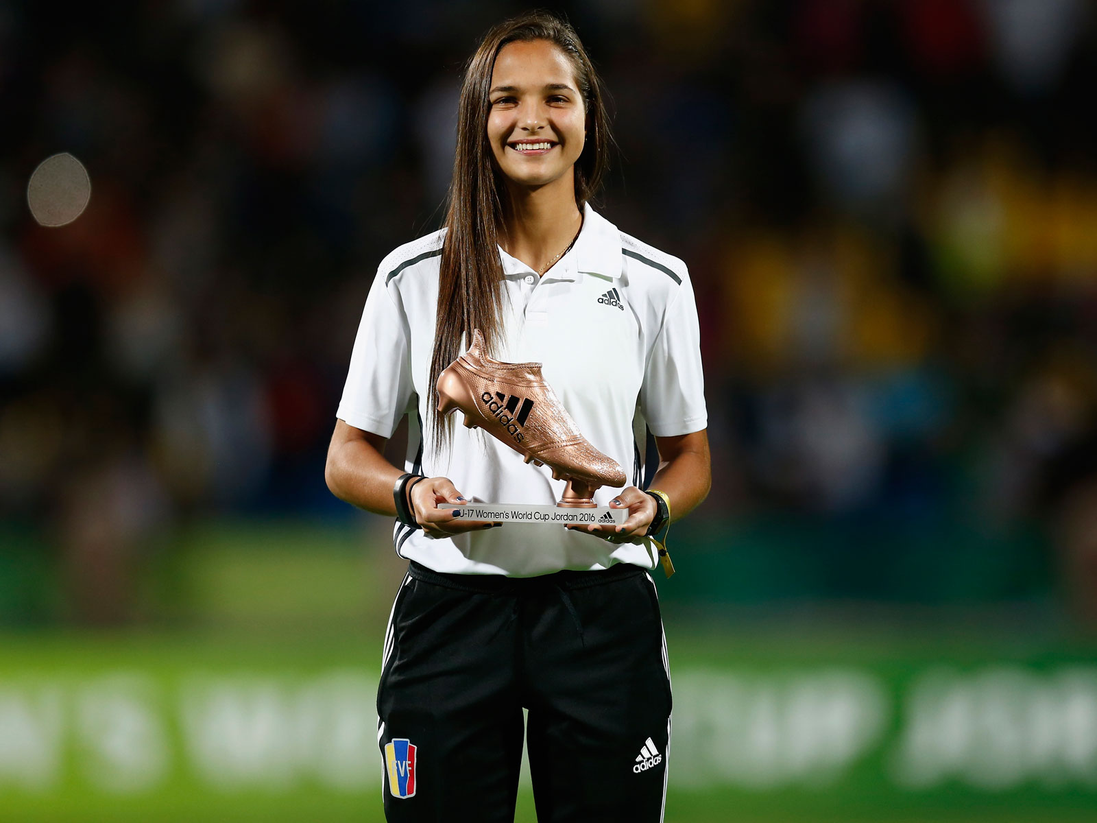 Deyna Castellanos is up for FIFA Best Women's Player in the World