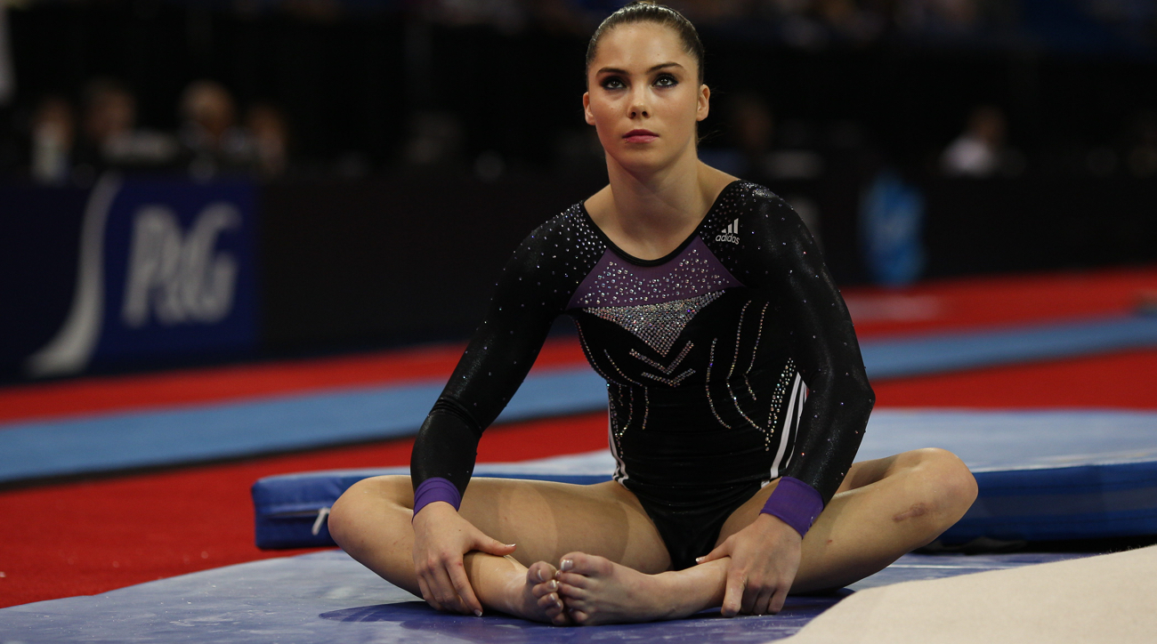McKayla Maroney reveals alleged sexual abuse, overwhelmed by support after | SI.com